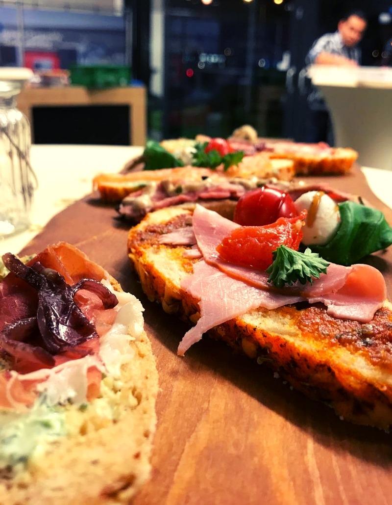 Italiaanse Catering op iedere Locatie